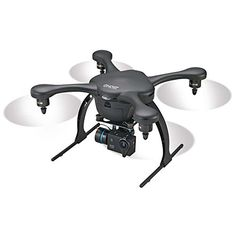 EHANG C4XYAB01 Ghost Aerial Android Drone Black >>> You can find out more details at the link of the image.