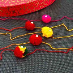 Celebrate Raksha Bandhan with Designer Rakhi Send Rakhi To India, Rakhi For Brother, Raksha Bandhan Gifts, Rakhi Online, Rakhi Gifts, Hair Accessories, Delivery, Fancy, Colorful