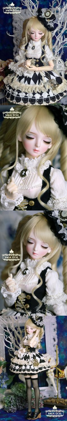 LIMITED Gird Dress 1/3 Girl Sara Outfit for SD13 size Ball-jointed Doll BJD Clothes_CLOTHING_Ball Jointed Dolls (BJD) company-Legenddoll