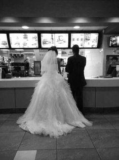 Post Wedding Happy Meal.