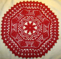 Looking for crocheting project inspiration? Check out My Favorite Doily by member ChrisCreations.