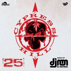 """Check out """"Cypress Hill 'Cypress Hill' 25th Anniversary Mixtape mixed by DJ…"""