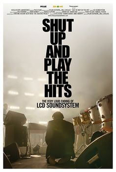 lcd soundsystem. This docu was so. good.
