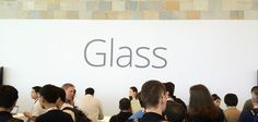If anyone wants to get me a birthday present... Google Glass is on the top of my list.