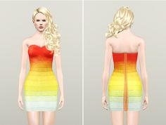 SIMS 3 CLOTHES  http://blog.naver.com/jinhee_a #sims3 #customcontent #sims3downloads
