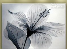 Free shipping buy best modern abstract flower painting 100 hand free shipping buy best modern abstract flower painting 100 hand painted oil painting unframed canvas painting wall art for living room home mightylinksfo Choice Image
