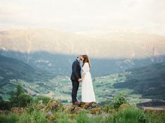 I am in love with this photo! Destination Wedding Photography in Norway by Erich McVey #clickaway