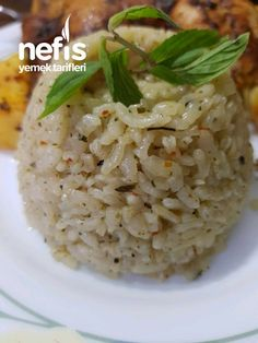 Spicy Rice (No Flavor Such) .- Baharatlı Pilav (Yok Böyle Lezzet) Spicy Rice (No Flavor Such) # baharatlıpilav the the - Greek Cooking, Cooking Time, Spicy Rice, Snack Recipes, Snacks, Make An Effort, Risotto, Pasta, Food And Drink
