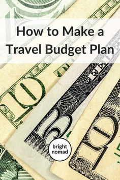 Making a plan for your expenses on your trip is easy and will save you time money and stress when you travel. Here is a step by step guide to creating you travel budget. babies flight hotel restaurant destinations ideas tips All Family, Family Travel, Travel Couple, Travel Advice, Travel Guide, Travel Hacks, Travel Ideas, Travel Info, Travel Goals