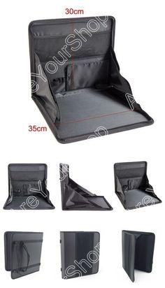 Car Back Seat Travel Tray Desk Tidy Organiser Storage Bag Pocket Pouch Kids B K | eBay