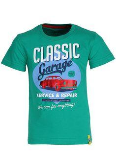 Buy Gini and Jony Green T Shirt Online - 4009672 - Jabong Screen Printing Shirts, Green, Mens Tops, T Shirt, Shopping, Vintage, Fashion, Men, Supreme T Shirt
