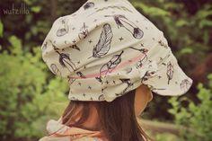 Schirmbeanie Freebook! Lybstes Beanie mit Schirm umsonst nähen (Foto: Wutzilla)