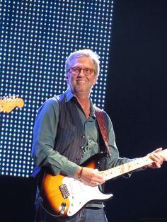 Eric Clapton, Madison Square Garden, May 3, 2015