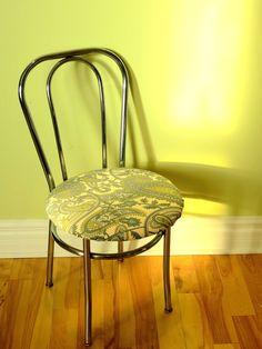 Chrome Chair - SOLD