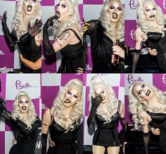 Alaska And Sharon, Sharon Needles, Figure Me Out, Rupaul, Lady Gaga, Crossdressers, Superstar, Beautiful People, Drag Queens