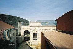 Museumsquartier, Wien, O&O Baukunst