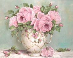 He encontrado estas pinturas, no conocía al artista... pero Gail Mccormack    me ha conquistado, tiene una sensibilidad que se contagi...