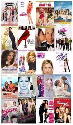 FavoriteChickFlicks