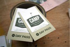 CAMP Coworking Space | Grain & Mortar | Strategy + Branding + Design