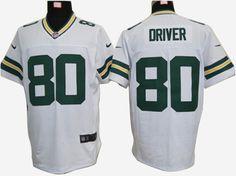 Green Bay Packers 80 Driver White Nike Elite Jerseycheap nfl jerseys ff360c231cf