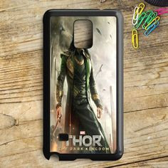Loki Tom Hiddleston Collage Samsung Galaxy Note 5 Case   armeyla.com