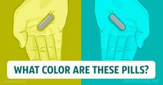 This test can reveal your age based onhow you see colors