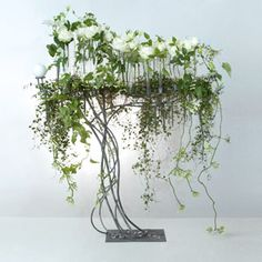 Floral Art Structures 2 ~ Gil Boyard and Muriel le Couls | Stichting Kunstboek