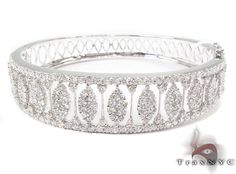 Prong Diamond Bracelet l TraxNYC