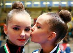 Dina & Arina AVERINA (Russia) ❤️❤️