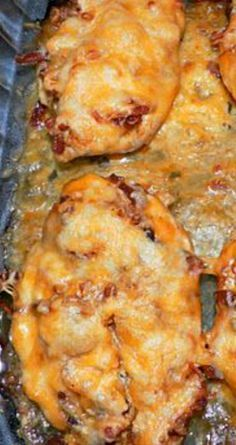 Copycat Outback Steakhouse Alice Springs Chicken Recipe ~ Amazing... pure heaven!