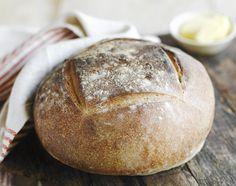 Sourdough Starter .. how to make the bread ...