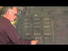 Waldorf ~ 2nd grade ~ Math ~ Multiplication Circle Patterns ~ 12 Line Times Table Game ~ video