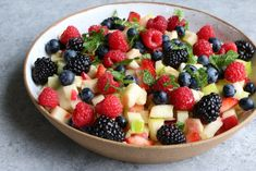 Quick Summer No Cook Recipes + A Video! The easiest and most delicious simple fruit salad and spiralized zucchini and apple salad! You'll be making these all Apple Salad, Fruit Salad, Summer Salads With Fruit, Sliced Almonds, Fruits And Veggies, Safe Food, Food Print, Brunch, Zucchini