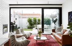 Natalie Doherty and Grant Edhouse — The Design Files   Australia's most popular design blog.