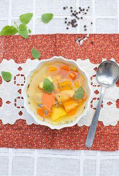Salmon Soup by Yelena Strokin, via Flickr