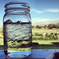 @Meghan Clemens this reminds me of Nebraska in the background. And sipping some nice cucumber water with you while wild horses graze in that field. hahaha xoxoxo