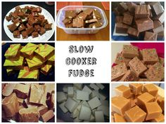 Basic slow cooker fudge recipe - and link to excellent slow cooker group Vanilla Fudge, Vanilla Recipes, Fudge Recipes, Candy Recipes, Sweet Recipes, Dessert Recipes, Slow Cooker Fudge, Slow Cooker Desserts, Slow Cooker Recipes