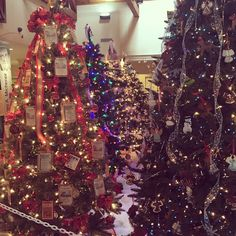 The 9th Annual Bucks County Holiday TreeFest is on through January 6, 2015 at the Bucks County Visitor Center in Bensalem. Stop by to see the trees, take place in a Scavenger Hunt and meet Santa before the big holiday!
