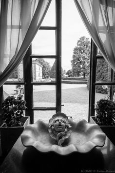 A room with a view (Death Angel) by Enrico Morani