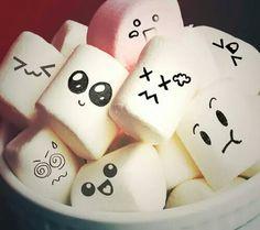 Marshmallow ♡_♡ ♡♡♡