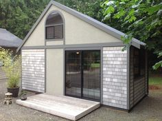 Tiny House - Chris Heininge - Oregon - Exterior - Humble Homes