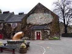 Blair Athol Distillery, Pitlochry, Perthshire.