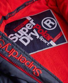 Superdry Sports Polar Puffer Jacket