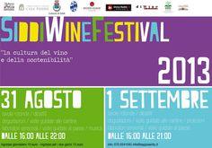 2° EDIZIONE SIDDI WINE FESTIVAL 2013 – SIDDI – 31 AGOSTO -1 SETTEMBRE 2013