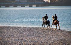 Playa de Vao en Vigo