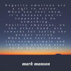 inspiration emotional work mark manson