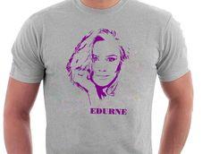 Edurne T-shirt. Eurovision SPAIN ESC2015 Vienna Music by  #esc2015 #eurovisionSillyTees