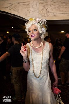 Tammie Brown at season 7 finale of Rupaul's Drag Race Tammie Brown, Drag Queen Makeup, Drag King, Rupaul Drag, Amazing Women, Red Carpet, You Stay, Drag Queens, Style Inspiration