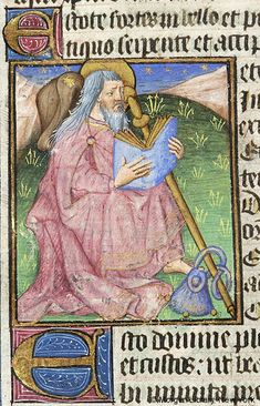 Book of Hours, M.63 fol. 66v - Images from Medieval and Renaissance Manuscripts - The Morgan Library & Museum
