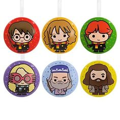 Harry Potter Christmas Ornaments - Christmas Decoration Inspiration Harry Potter Christmas Ornaments, Hallmark Christmas Ornaments, Hallmark Keepsake Ornaments, Christmas Decorations, Harry Potter Set, Harry Potter Collection, Tin Gifts, Luna Lovegood, Ron Weasley